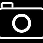 LvR Fotografie logo camera_wit