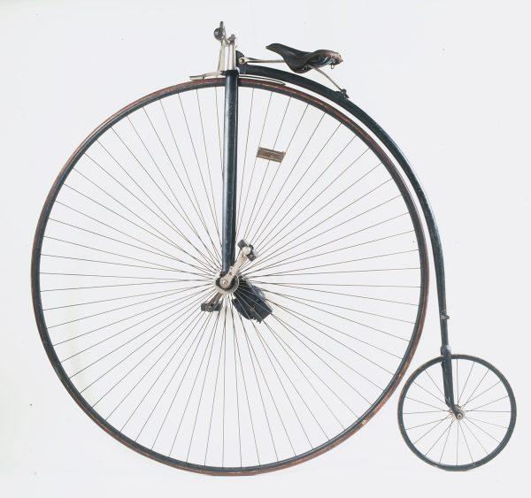 De fiets van meneer Van Rooijen