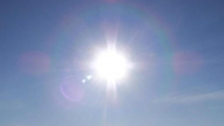 Warmste 16 oktober ooit op kamp